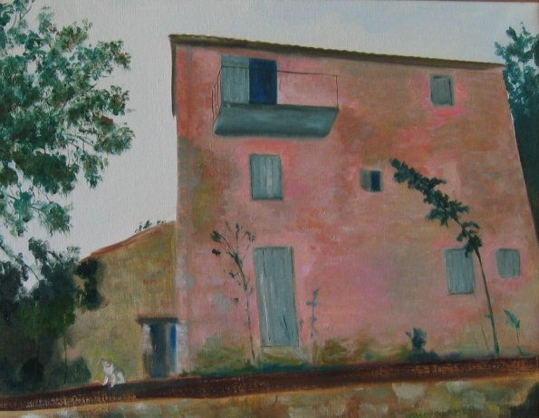 Pink House Umbria